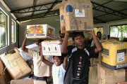 Post-tsunami Aid in Sri Lanka